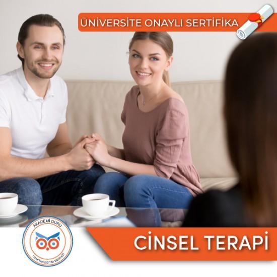 Cinsel Terapi Uygulayıcı Sertifika Programı