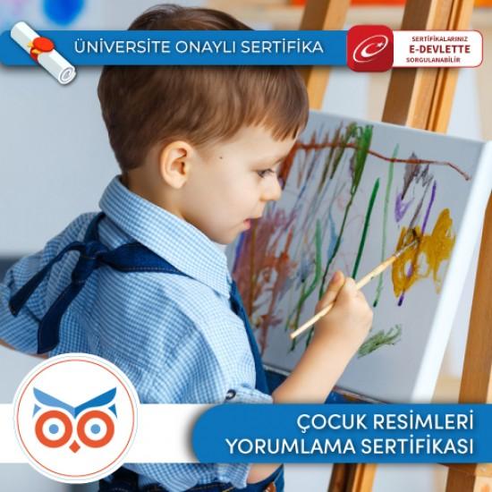 Çocuk Resimleri Yorumlama Sertifika Programı