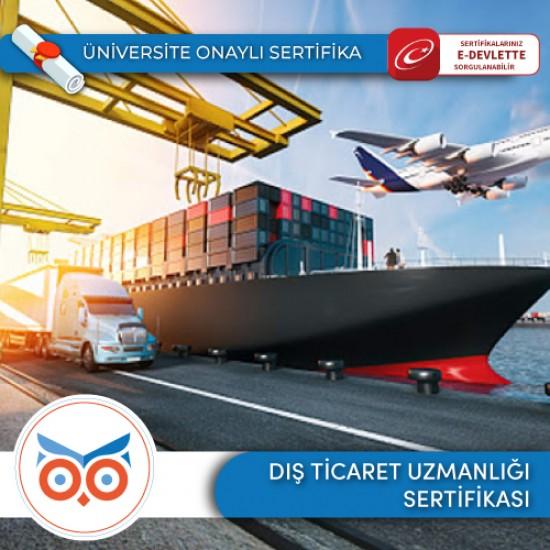 Dış Ticaret Uzmanlığı Sertifika Programı