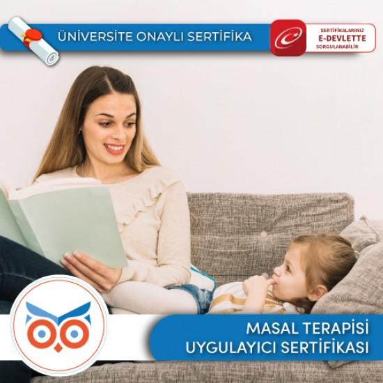 Masal Terapisi Uygulayıcı Sertifika Programı