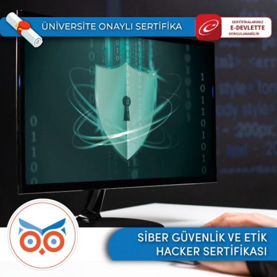 Siber Güvenlik ve Etik Hacker Sertifika Programı
