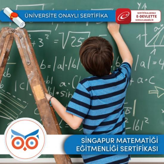 Singapur Matematiği Eğitmenlik Sertifika Programı