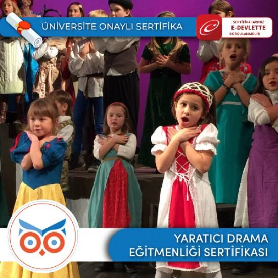 (Yaratıcı Drama Liderliği / Eğitmenliği & Türk Gölge Oyunu) Fırsat Paketi