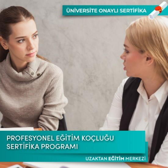Profesyonel Eğitim Koçluğu Sertifika Programı