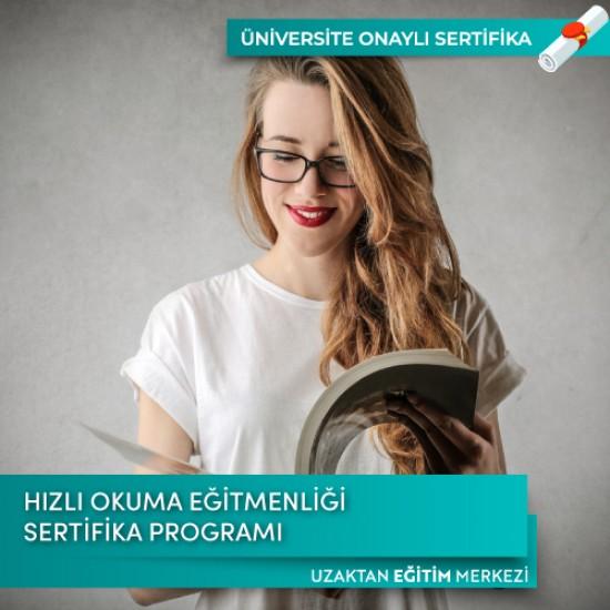 Hızlı Okuma Eğitmenlik Sertifika Programı
