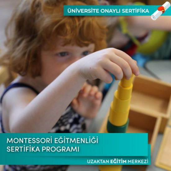 Montessori Eğitmenliği Sertifikası