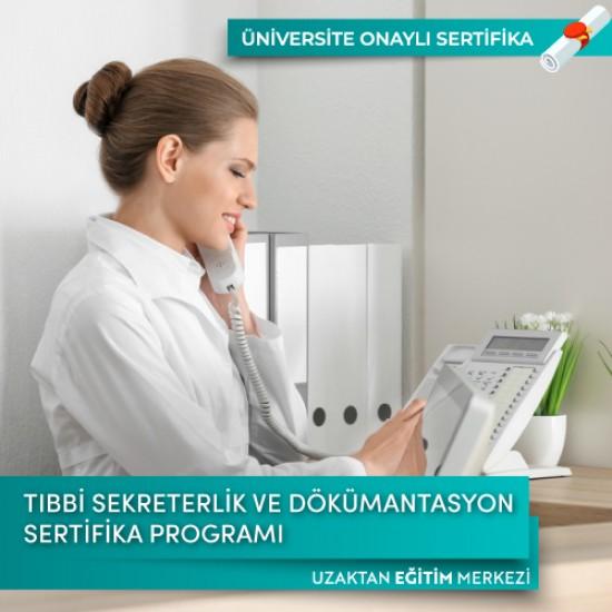 (Hasta Kabul İşlemleri & Tıbbi SekreterlikDokümantasyon) Fırsat Paketi