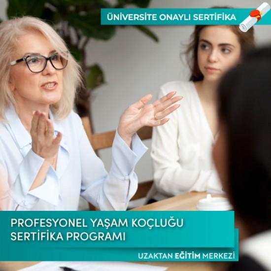 Profesyonel Yaşam Koçluğu Sertifika Programı