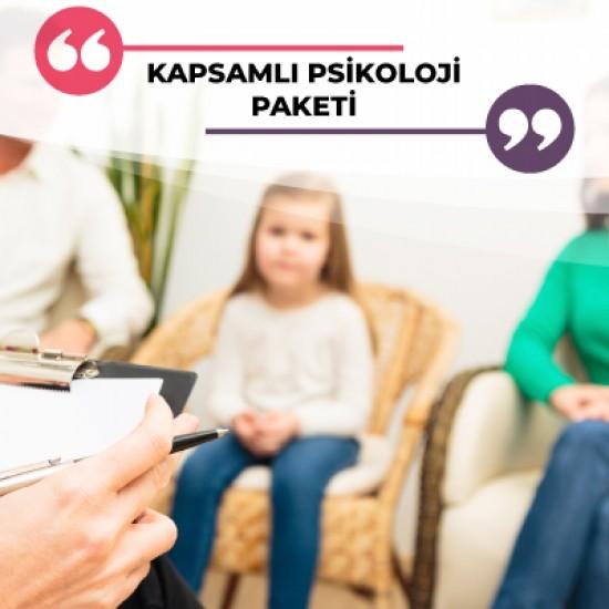 Kapsamlı Psikoloji Paketi