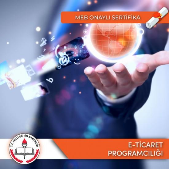 E-Ticaret Programcılık Kursu [MEB]
